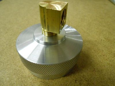 Honda Generator Eu2000i Extended Run Fuel Cap With 14 Brass Elbow