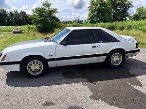 1985 Mustang GT 5spd