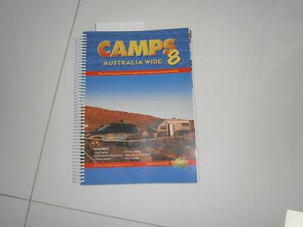 Camping guide book