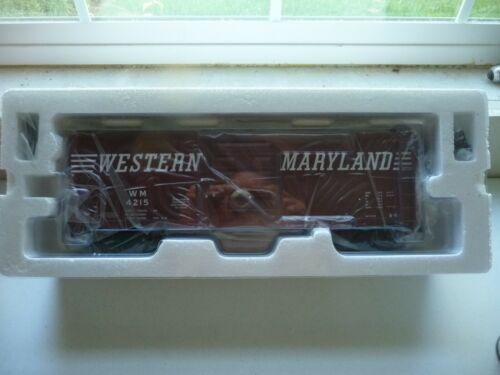 MTH 1/32 WM Western Maryland 40