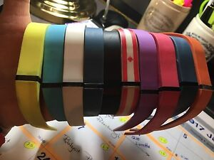 A rainbow of straps