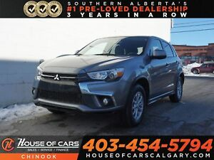 2018 Mitsubishi RVR SE w/ Heated Seats, Backup Camera, Bluetooth