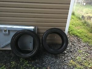 2 Continental tires. New.