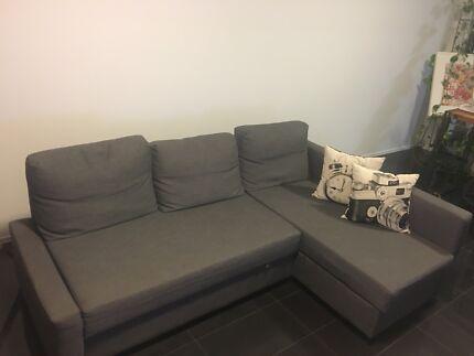 Three-Seat-Sofa - Couch