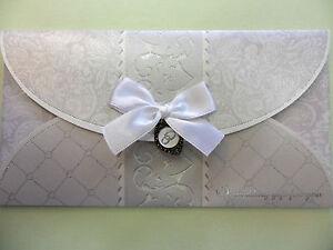 Gift money card wallet for Wedding gift money/ cheque/ token etc.