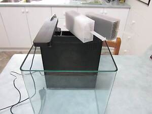 Fish Tank Nano 2 with accessories used 24Litre Stratford Wellington Area Preview