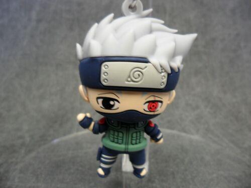 Naruto NEW * Kakashi Clip * Series 3 Blind Bag Figural Keychain Key Monogram