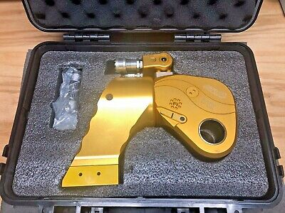 Atws 5 Series Square Drive Hydraulic Torque Wrench