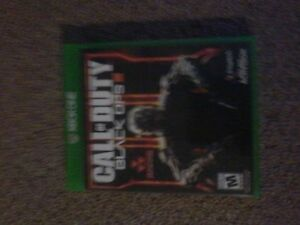 Call of Duty Black Ops III only played once asking $ 50.00