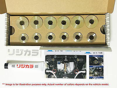 Spoon Rear Subframe Rigid Collar For NISSAN Bluebird Sylphy 50300 QG1 000
