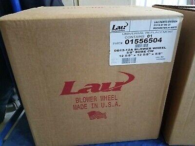 015565-04 Lau Dd12-12a Blower Wheel Squirrel Cage 12-58 X 12-58 X 58 Cw