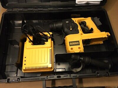 Dewalt Dc233kl 36v Cordless Sds Rotary Hammer Box Handle And Charger