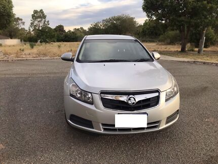 2010 Holden Cruze Auto 1.8 OLA uber Bentley Canning Area Preview