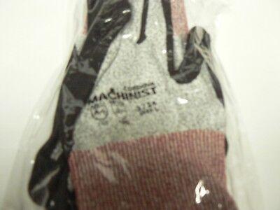 Cordova 3734 Machinist Cut Level 4 Glove Size Large Dozen