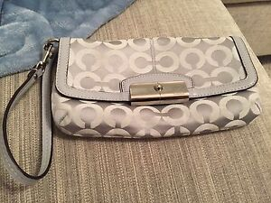 Authentic Coach Wristlettes