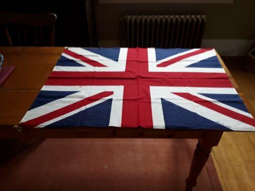 Union Jack Btitish Vintage Flag . Great Britain. Banner. Commonwealth