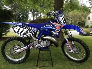 Looking for a yz125f
