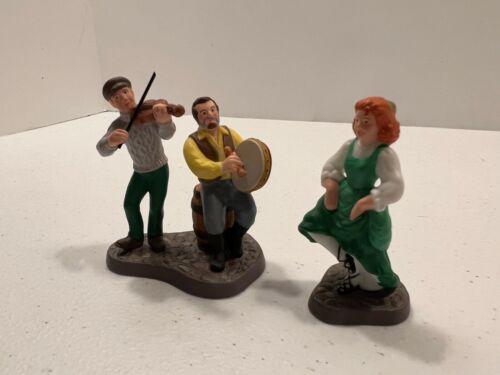 Dept 56 New England Village -- Dancing an Irish Jig 56.57102 (2003)