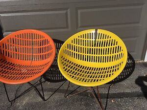 Solair Chairs -Two Outdoor