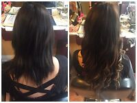 FUSION HAIR EXTENSIONS $230-18""