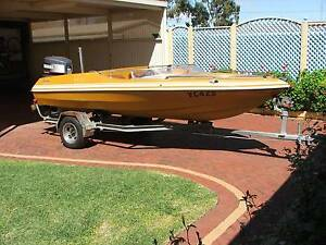 Ski Boat Caribbean Jaguar Port Pirie Port Pirie City Preview