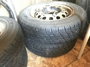 175 70 R14 all season tires/rims