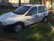 1996 Holden Barina Hatchback Winnellie Darwin City Preview