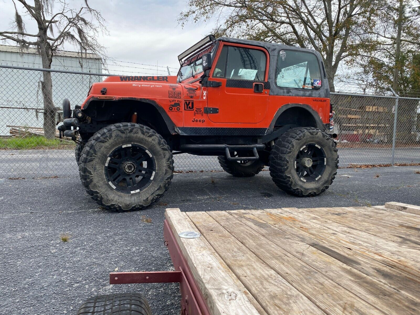 1988 Jeep Wrangler  1988 JEEP WRANGLER YJ Custom. One of a Kind!!