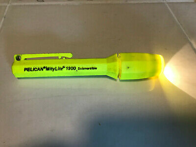 1900 Flashlight - Pelican 1900 MityLite Flashlight
