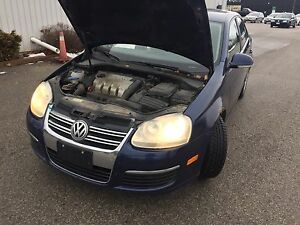 2006 Volkswagen Jetta TDI BRM Part out