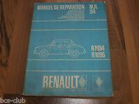 REAR RENAULT DAUPHINE R1090 R1091 ONDINE R1090A WHEEL CYLINDER SET X4 FRONT