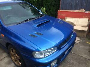 2000 Subaru WRX Sedan Broadmeadows Hume Area Preview