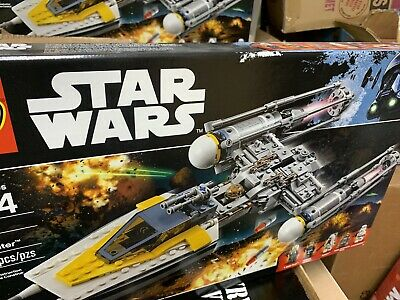 LEGO Star Wars #75172 Y-Wing Starfighter NEW SEALED