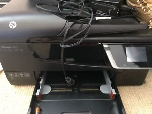 Hp officejet 6600 all in one printer