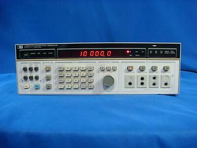 Agilent HP 3336B Level Generator