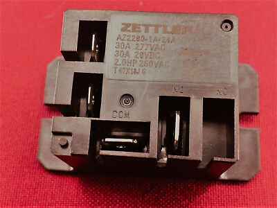 Bryant Carrier Furnace (Carrier Bryant Payne Furnace Blower - Zettler Relay 24 volt AZ2280-1A-24A)