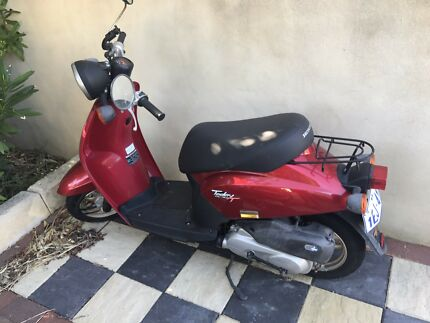 Scooter Honda Today