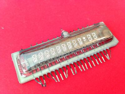 Ivl1-812 1-812 Vfd Digit Clock Display Rare Tube Vintage Rare New