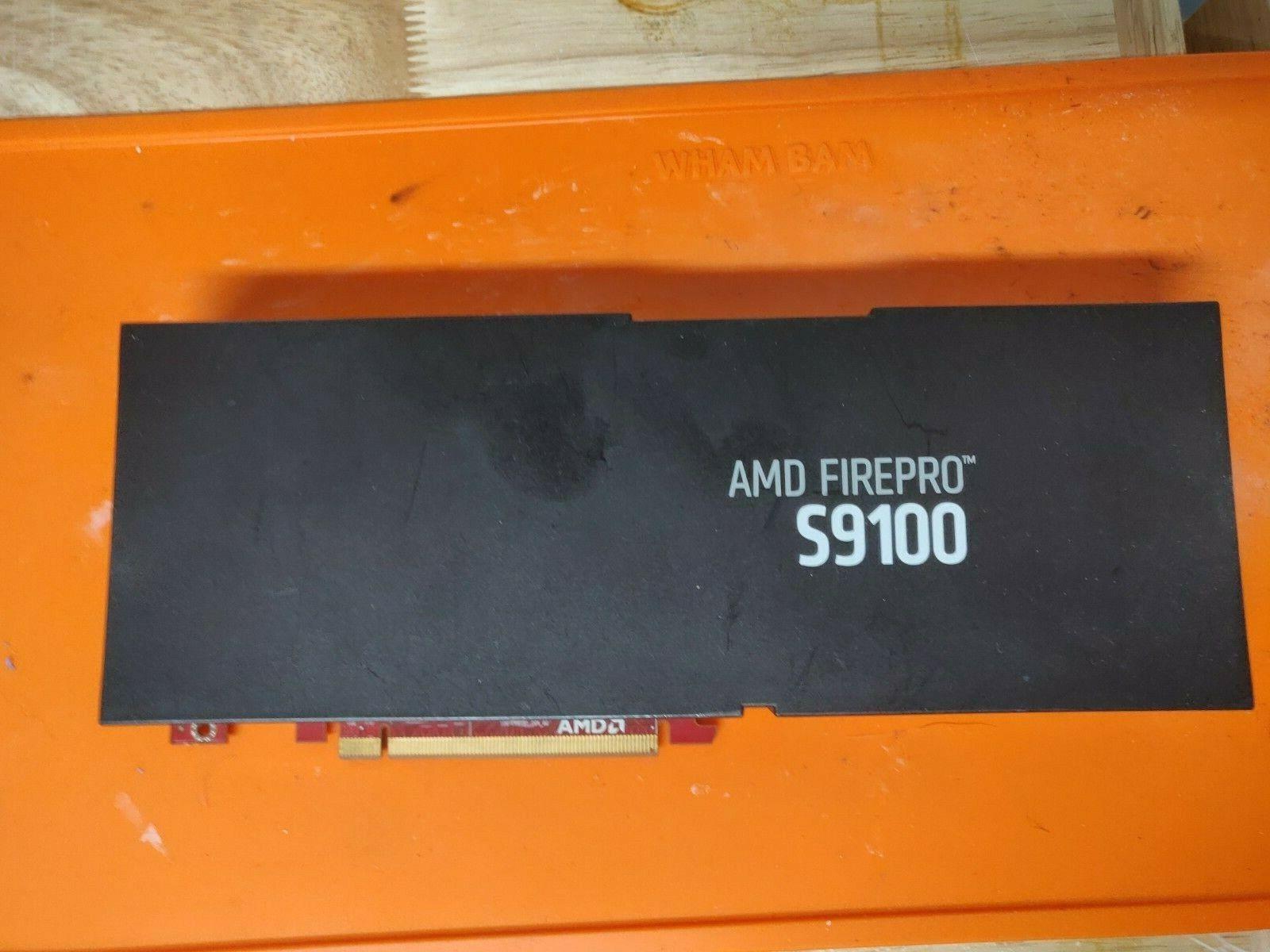AMD FirePro S9100 12GB GPU Accelerator  - $160.00