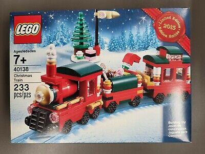 Lego 40138 Limited Edition Christmas Train 2015 NEW
