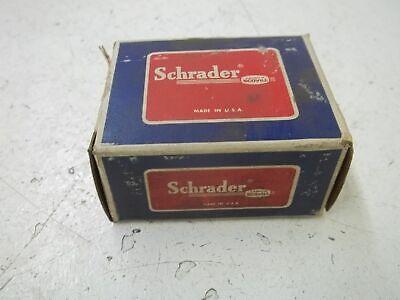 Schrader 3103 3-way Valve New In Box