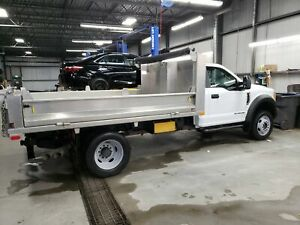 2017 Ford F-550 XL DOMPEUR TWIN DUMP TRUCK