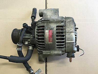 LANDROVER DISCOVERY TD5 ALTERNATOR AND VACUUM PUMP 1997 - 2004