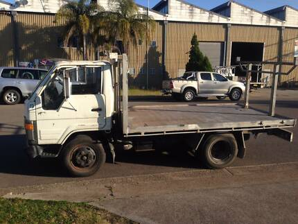 1993 Toyota Dyna Tray Truck with Load Racks Salamander Bay Port Stephens Area Preview