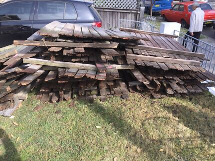 Free hard wood  Putney Ryde Area Preview