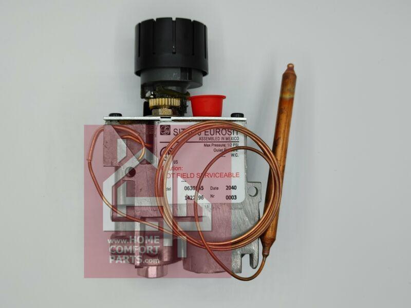 0630545 630 Eurosit valve. Manual regulation.