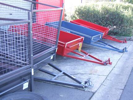 Massive Range of Trailers in Stock Fyshwick South Canberra Preview