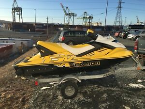Fs ft 2009 seadoo rxt 215hp supercharged only 60 hours!