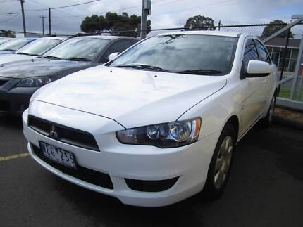 2008 Mitsubishi Lancer AUTO VERY NICE CAR RWC, NO MORE TO PAY Sunshine Brimbank Area Preview