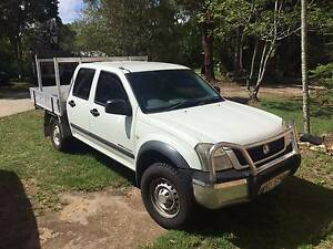 2004 Holden Rodeo Ute 4x4 Burpengary Caboolture Area Preview